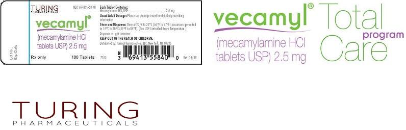 RX ITEM-Vecamyl 2.5Mg Tab 100 By ASD Healthcare