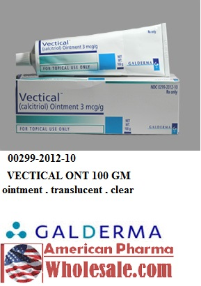 RX ITEM-Vectical 3Mcg G Ont 100Gm By Galderma Labs