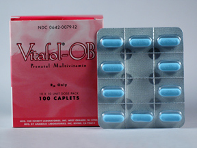 RX ITEM-Vitafol-OB 65Mg 1Mg Tab 100 By Exeltis USA