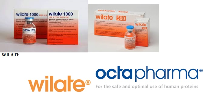 RX ITEM-Wilate 1K 1K Unit Kit By ASD Healthcare