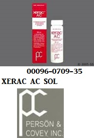 RX ITEM-Xerac Ac 6.25% Solution 35Ml By Person & Covey
