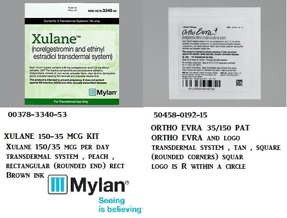 RX ITEM-Ortho Evra 150 35 24H Patch 1 By J O M Pharma
