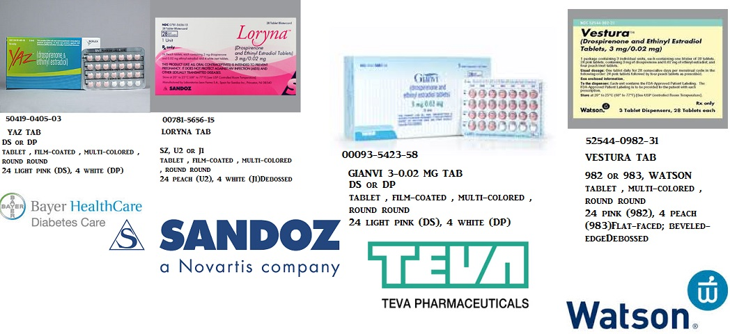 RX ITEM-Yaz 0.02 3(24) Tab 3X28 By Bayer Pharma