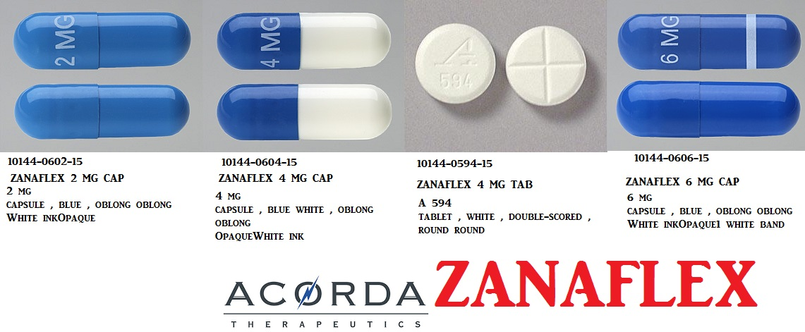 '.Tizanidine 4Mg Cap 150 By Apotex Corp.'