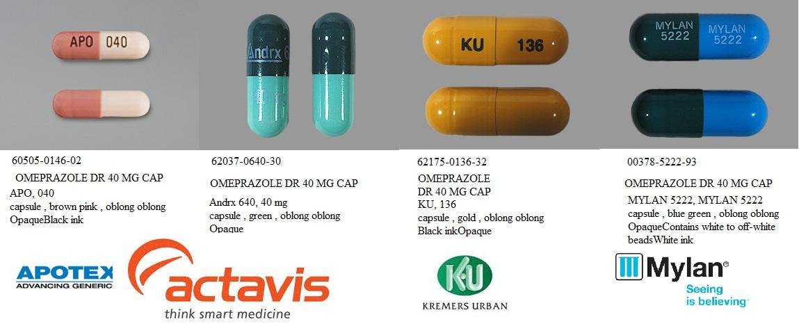 Cap omeprazole 20 mg