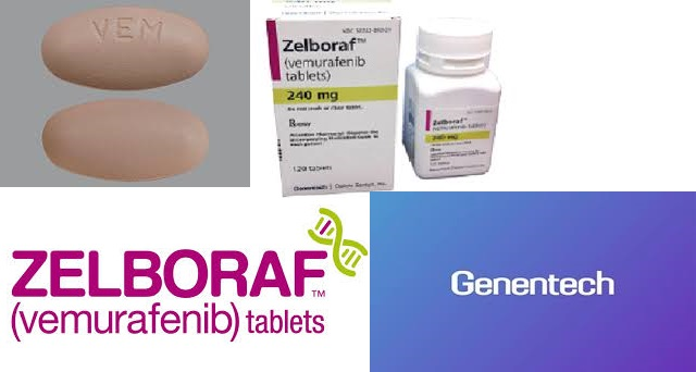 RX ITEM-Zelboraf 240Mg Tab 112 By Genentech