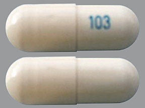 Gabapentin 100mg Cap 500 by Bi-Coastal Pharma