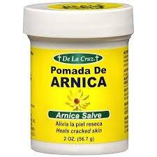 De La Cruz Arnica Salve - 2 oz .