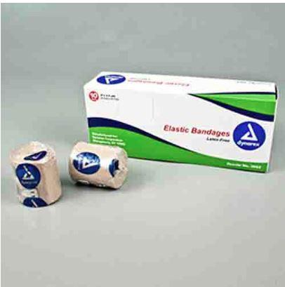 Ace Elastic Bandage 3 Latex-Free