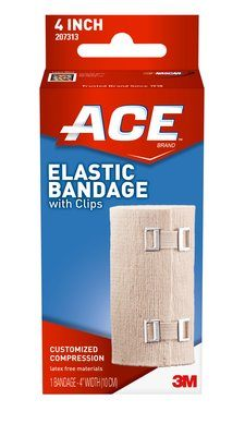 Free Shipping-3M ACE Elastic Bandage 4 X 2 Yards Item No.M-3M207604 Supplier:3M