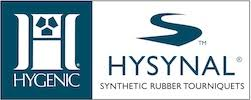 Hygenic Hysynal® Synthetic Rubber Disposable Tourniquet Straps Case 10263 by Hyg