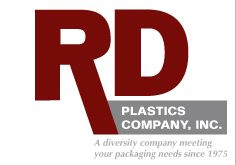 Rd Plastics Hazardous/Infections Waste Bags Case G130 By Rd Plastics Co.