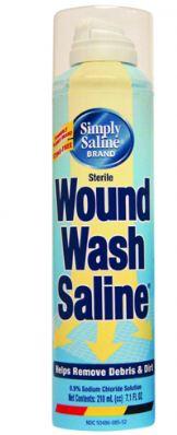 Blairex Wound Wash Saline 3 oz .