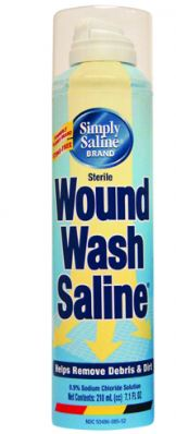 Blairex Wound Wash Saline 7 oz .