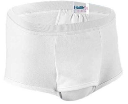 Health-Dri Large 38-40 Cotton Brief