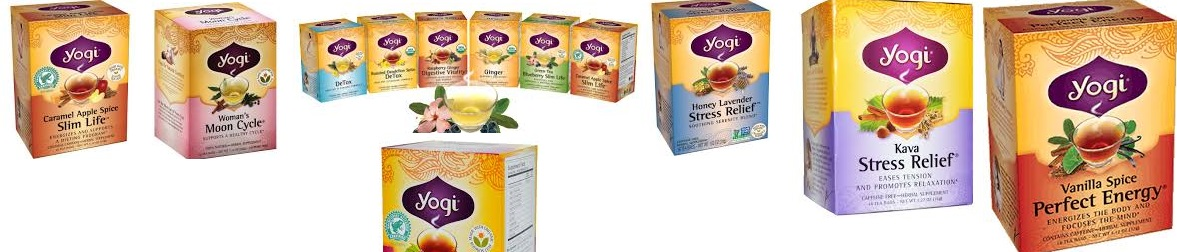 Yogi Tea Van Spice Perfect Energy  16 Bag