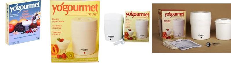Yogourmet Cba Probiotic Yogurt Strt 6/5 Grm