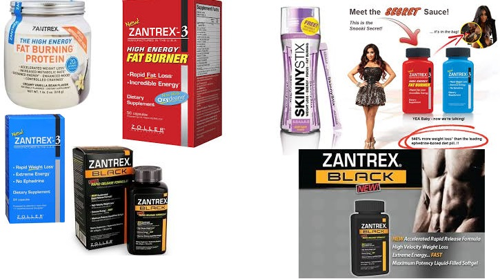 Zantrex Zantrex-3 Fat Burner 56 Ct