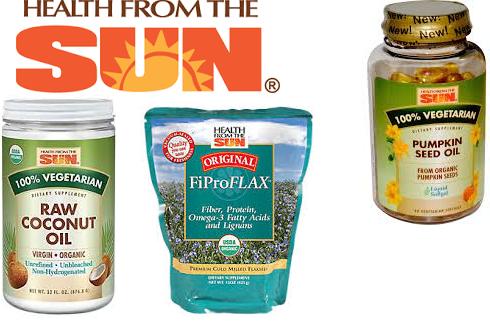 Health From The Sun Flax Oil Organic(95%) High Lignan 16 Fz