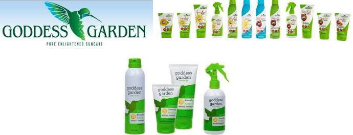 Goddess Garden After Sun W/Aloe Tube 6 Oz