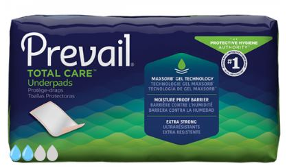 Procare Underpad Procare� 23 X 36 h Disposable Fluff Light Absorbency