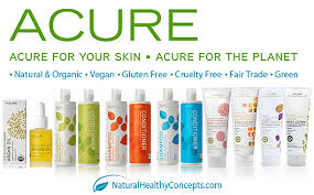 Acure Cleansing Gel Facial 4 Fz