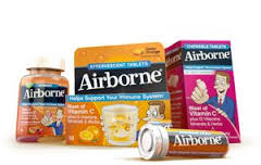 Airborne Airborne Chew Tabs Berry 32 Tab