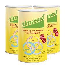 Almased Multi Protein Powder 17.6 oz