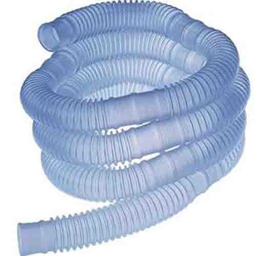 Corrugated Tubing 100 Feet Blue