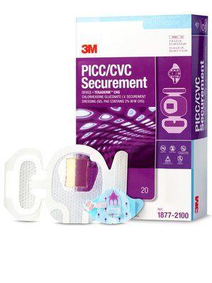 Picc/Cvc Securement Tegaderm 3 1/2