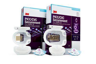 Picc/Cvc Securement Tegaderm 4