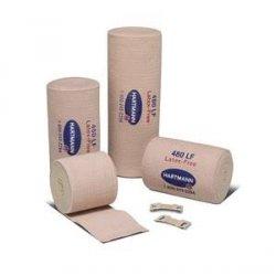 480-Lf 4 X 5 Yd Elastic Bandage By Hartmann Company