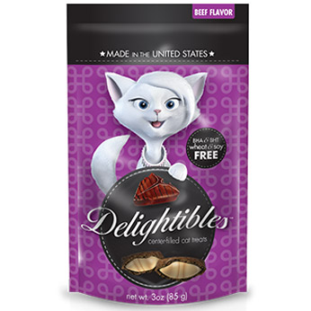 Delightibles Beef 3 oz By Trurx Otc(Vet)