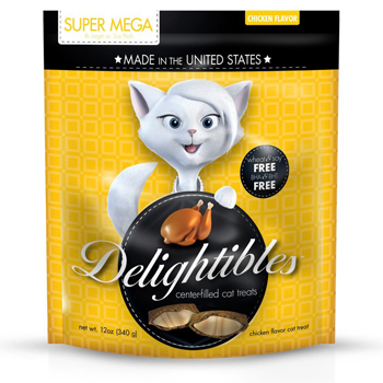 Delightibles Chicken 12 oz By Trurx Otc(Vet)