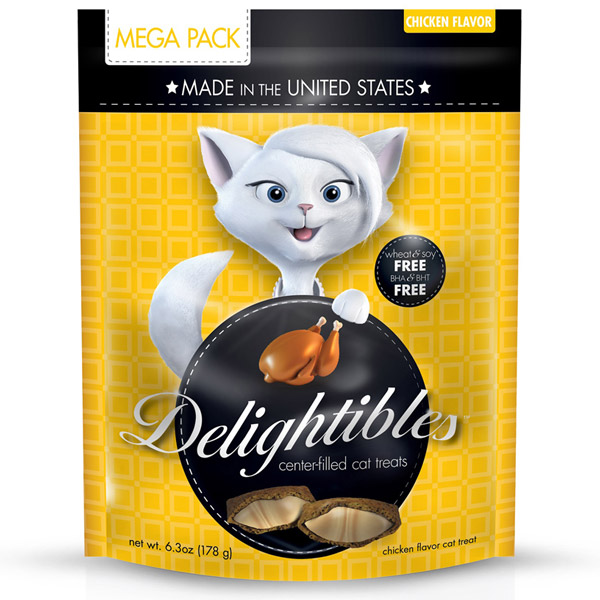 Delightibles Chicken 3 oz By Trurx Otc(Vet)