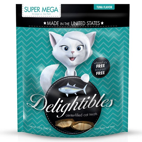 Delightibles Tuna 12 oz By Trurx Otc(Vet)