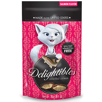 Delightibles Salmon 3 oz By Trurx Otc(Vet)