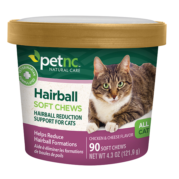 Cat Hairball Soft Chews 90 Tab By 21st Century OTC(Vet)