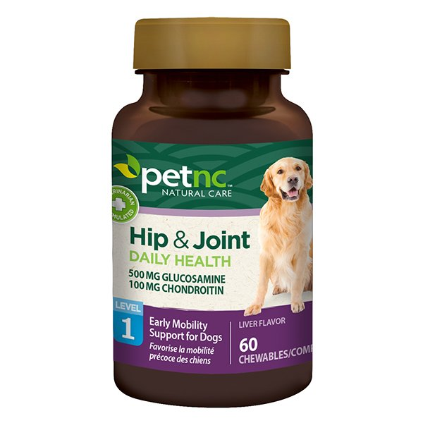 '.Dog Hip & Joint 500/100mg 60 Tab By 21st.'