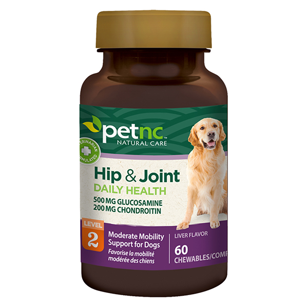 '.Dog Hip & Joint 500/200mg 60 Tab By 21st.'