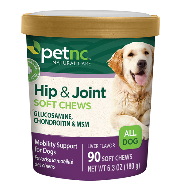 Item Number:Vetotca 530824 <Br>Brand Name Dog Hip & Joint Soft Chews Vitamin OTCpet Product<Br>Generic Name Dog Hip & Joint Soft Chews<Br>Product Description Liver Flavor (Tb)<Br>NDC Code 740985275917