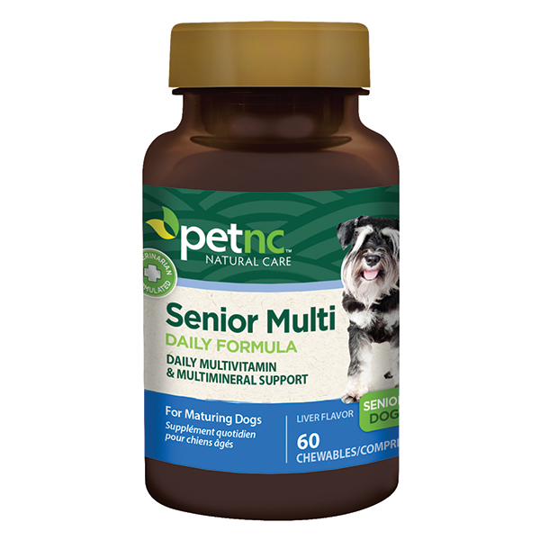 '.Dog Senior Multivitamin 60 Tab By 21st C.'