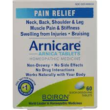 Arnicare Arnica Tablets - 60 count By Boiron
