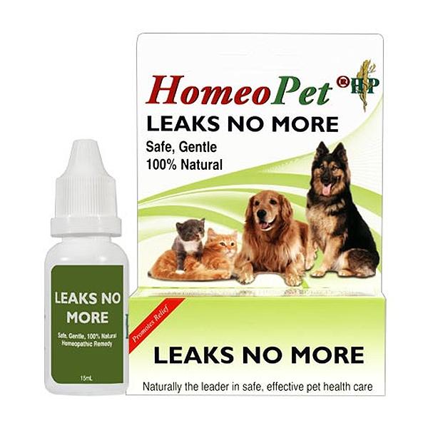 Homeopet Leaks No More OTC 15ml Liquid By Homeopet Pet Otc(Vet)