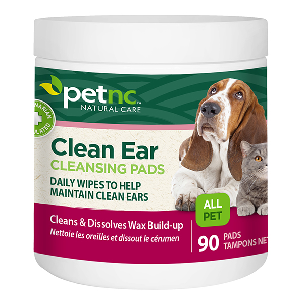 Pet Clean Ear Pads 90 Pads By 21st Century OTC(Vet)
