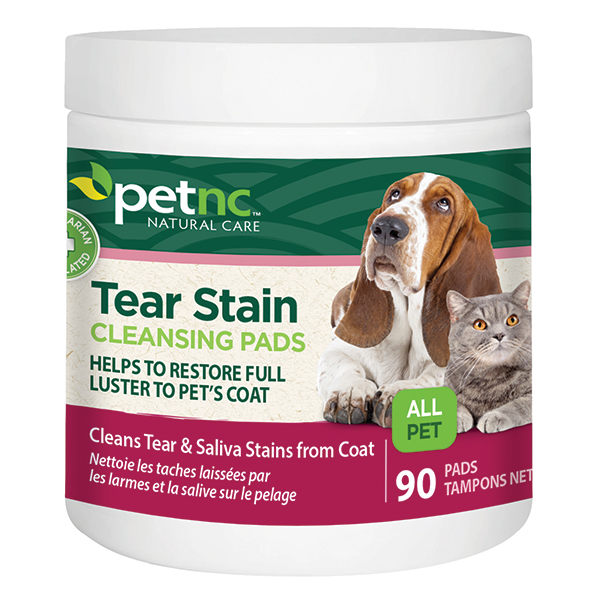 Pet Tear Stain Pads 90 Pd By 21st Century OTC(Vet)