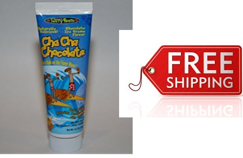 Cha Cha Chocolate Toothpaste 4.2oz