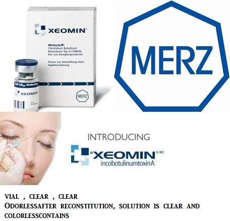 RX ITEM-Xeomin 200 Unit Vial 1 By Merz Pharma Neurology