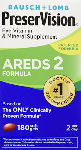 Preservision Areds2 Formula 180 Soft Gels