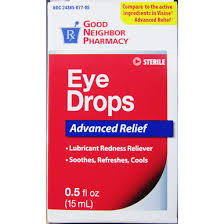 GNP Eye Advanced Relief Drop 0.5 oz